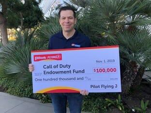 Call of Duty Endowment Pilot FLying J